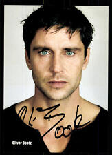 Oliver Bootz Autogrammkarte Original Signiert # BC 50213