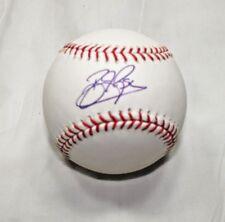 BJ Ryan  All-Star   Blue Jays & Orioles   Signed OML Baseball  #2