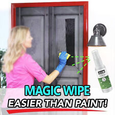 Magic Wipe---easier than paint