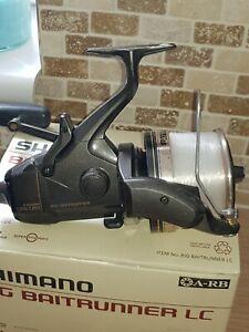 shimano long cast bigpit bait runner original