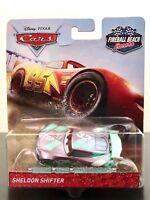Cars Fireball Beach Racers SHELDON SHIFTER 1:55 Scale Disney Pixar 2018 Cars 3