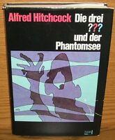 Jugendbuch Die drei ??? und der Phantomsee Alfred Hitchcock franckh 1978