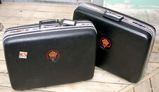 Rare Lot Of 2 Original 1979 Team Canada Official Suitcases