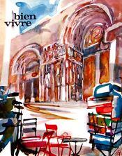 Bien Vivre n°58 - 1967  - Le Gard - Gastronomie - Tourisme - Beaux Arts
