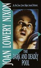 The Dark and Deadly Pool by Joan Lowery Nixon - Young Adult - Paperback Book