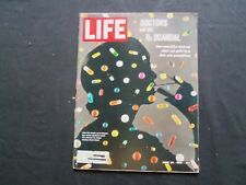 1966 JUNE 24 LIFE MAGAZINE - PRESCRIPTION PILLS - L 1537