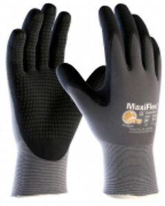 """MaxiFlex® Endurance™"" (34-844) Nylon-Strickhandschuhe mit Noppen, ab 3,95 Euro"
