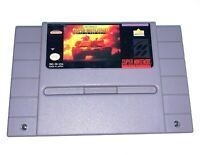 Super BattleTank - Authentic SNES Super Nintendo Game Tested & Working!