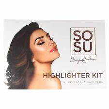 SOSU by SJ Highlighting Palette Baked & Pressed Powder Highlighters Highlighter