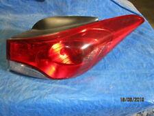 Hyundai Elantra 2012 RH Tail Light