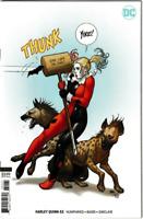 Harley Quinn #52 DC COMICS Cover B Variant Cho Batman 2016 1ST PRINT