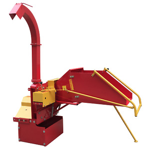 """Jinma 8"""" PTO Wood Chipper / Auto Feed / 3 Point mount"""
