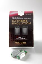 Genuine MTEC 7000K Extreme Bright T10 168 194 2825 12961 LED Bulbs Cree LED