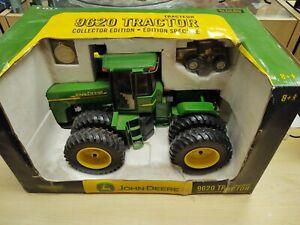Ertl Collector Edition 1/16 John Deere 9620 w/Gold Bonus Tractor in Original Box