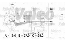 VALEO Alternador 70A Para RENAULT 11 19 433463