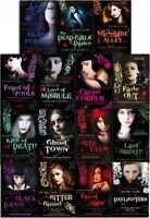 Rachel Caine The Morganville Vampires 15 Books Collection Set Fall Of Night New