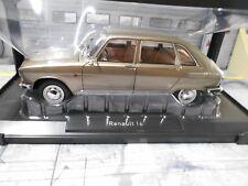 RENAULT 16 TL Limousine 1968 grau grey met. 185133 NEU NEW Norev 1:18