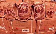 Food Ration MILITARY ARMY Daily Pack US MRE Emergency 2018 Insp Date