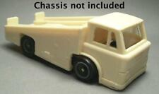 Resin HO scale AJs hauler COE ramp truck car hauler fits TYCO racers wedge