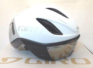 Giro Vanquish MIPS Matte White Silver Large
