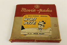 Mickey Mouse Mail Pilot 8mm Film