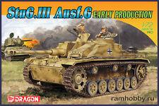 1/72 Dragon 7283 StuG.III Ausf.G Early Production