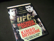 Ufc 113 DVD, Kimbo Slice, Mauricio Rua, Lyoto Machida, -  NEW AND FACTORY SEALED