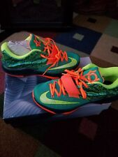 newest 0479d 980c7 Nike KD Kevin Durant 7 Weatherman 653996 303 Size 10 NDS OG ALL Nice Sneaker