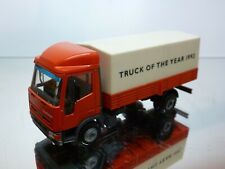 CONRAD IVECO EUROCARGO - TRUCK of the YEAR 1992 - RED 1:50? VERY GOOD CONDITION