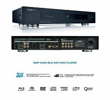 Oppo BDP-93EU DVD Blu-Ray 3D Universal Network Player Multi Region 2x HDMI/USB