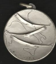 More details for 1923 -1973 italy aeronautica militare silver medal | pennies2pounds