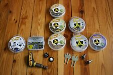 Lot of 112 Champ Golf Soft Spikes Cleats Stinger Tornado Fast Lok Wrenches