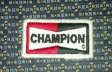 CHAMPION SPARK PLUGS (RACING) SMALL PATCH