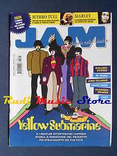 Rivista  JAM 191/2012 Beatles Rolling Stones Jethro Tull Johnny Cash Cult No cd
