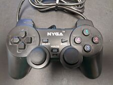 Nyga USB Controller // 8 Buttons Joystick Gamepad // PC // Looks like PS3 Cont