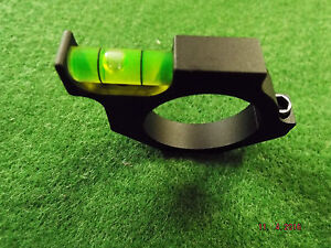 RIFLE/AIRGUN SPIRIT LEVEL ANTI CANT for 30mm or 25mm SCOPE TUBES