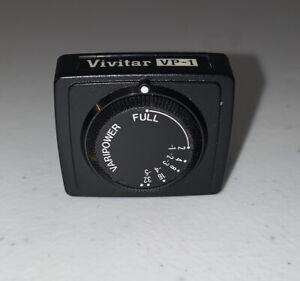 Vivitar 283 VP-1 module for varipower