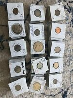 US Coin Collection Sets - Silver Coins - 2x2 - 10 Coins Per Lot - Fast Shipping