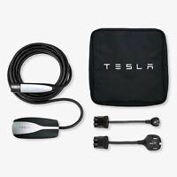 Tesla Model S X 3 UMC Gen 2 Mobile Charger Bundle cord charging station 220v