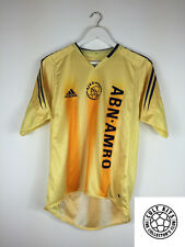 Ajax 04/05 Away Camiseta de fútbol (s) de Fútbol Jersey Adidas