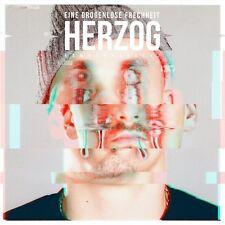 HERZOG - EINE DROGENLOSE FRECHHEIT  CD NEU