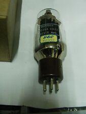 GEC DA42 / CV2394  4 pin  triode tube valve