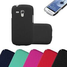 Hard Cover for Samsung Galaxy S3 MINI Shock Proof Case Frosty Mat Rigid TPU