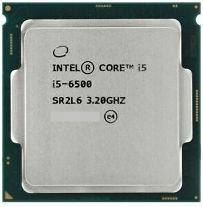 3X Intel Core i5-6500 6th Generation Processor Quad Core CPU SR2L6 3.20Gz 6MB Ca