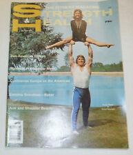 Strength & Health Magazine Susan Bupp Petersen February/March 1976 102414R