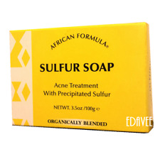 SULFUR SOAP - Jabon de Azufre - Acne Treatment 3.5 oz