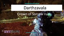 Crown of Sorrow raid completion (3 runs) PC Steam