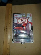 New ~ Maisto Ultimate Marvel Series 1 ~ Spider-Man ~ Buick LaCrosse ~ #21 of 25