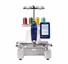 Brother VR Free-Arm Embroidery & Free-Motion Sewing Machine, USB Port, 1000 spm