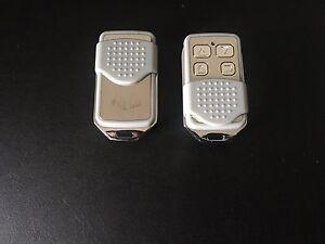 2 X Neco remote Control for Roller Shutters / Garage Door 433MHz - Rolling code